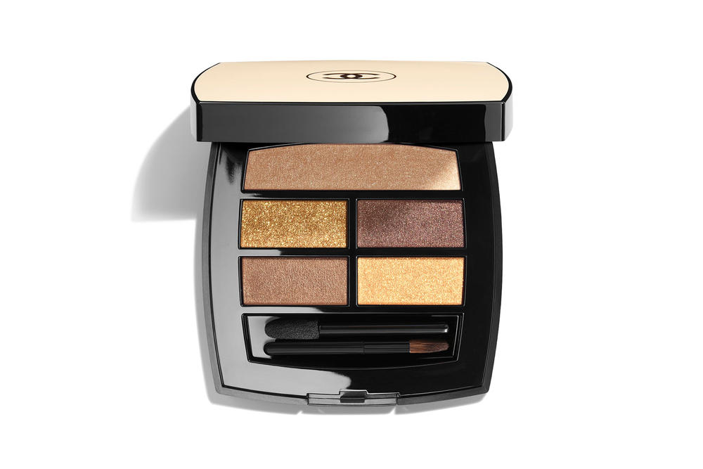 Chanel Beauty LES BEIGES Healthy Glow Natural Eyeshadow Palette Deep