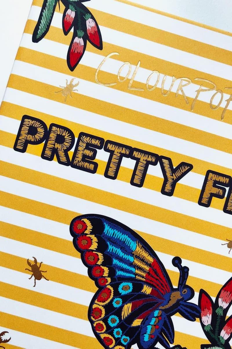 "ColourPop Cosmetics ""Pretty Fly"" Collection Makeup Eyeshadow Lipstick"