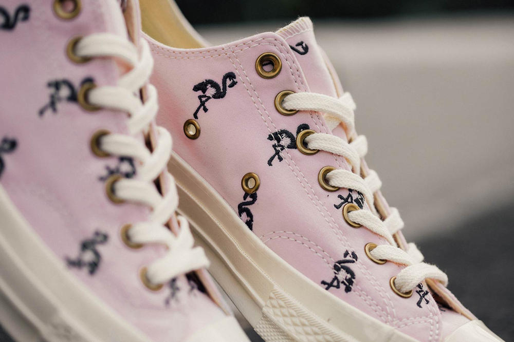 Converse Chuck Taylor All Star 70 Barely Rose Pink Flamingo