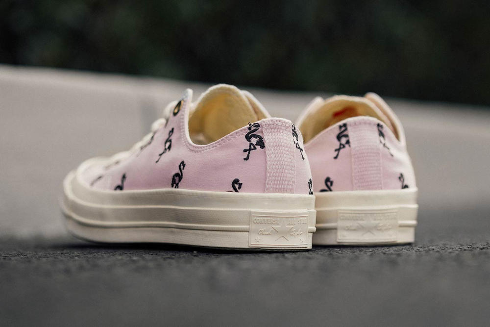 81c5ccc70fb8 Converse Chuck Taylor All Star 70 Barely Rose Pink Flamingo