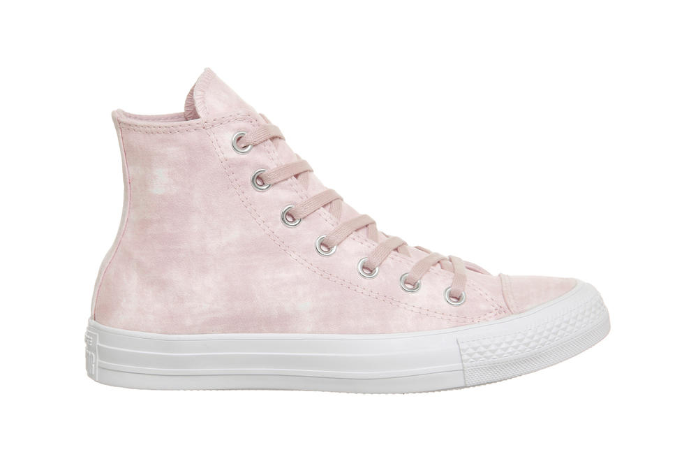 Converse Chuck Taylor All Star Hi Barely Rose White Pastel Pink Blossom Women's Where to Buy OFFICE shoes sneakers trainers