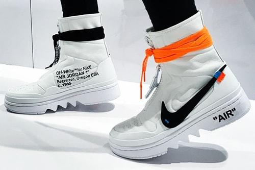 a5e37e3cdb4 The Nike Reimagined Air Jordan 1 Gets an Off-White ™ Custom