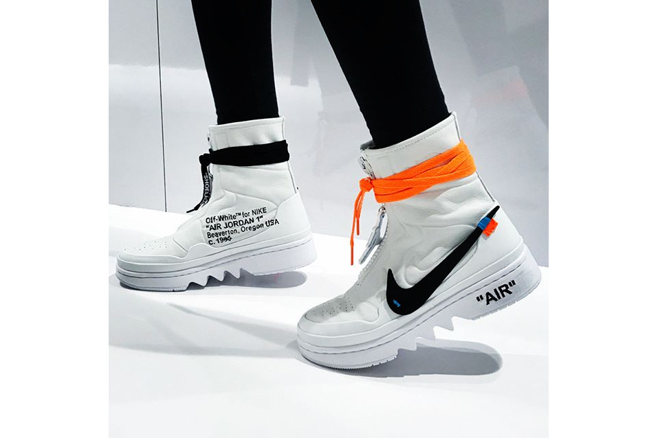 Nike Reimagined Air Jordan 1 Off-White