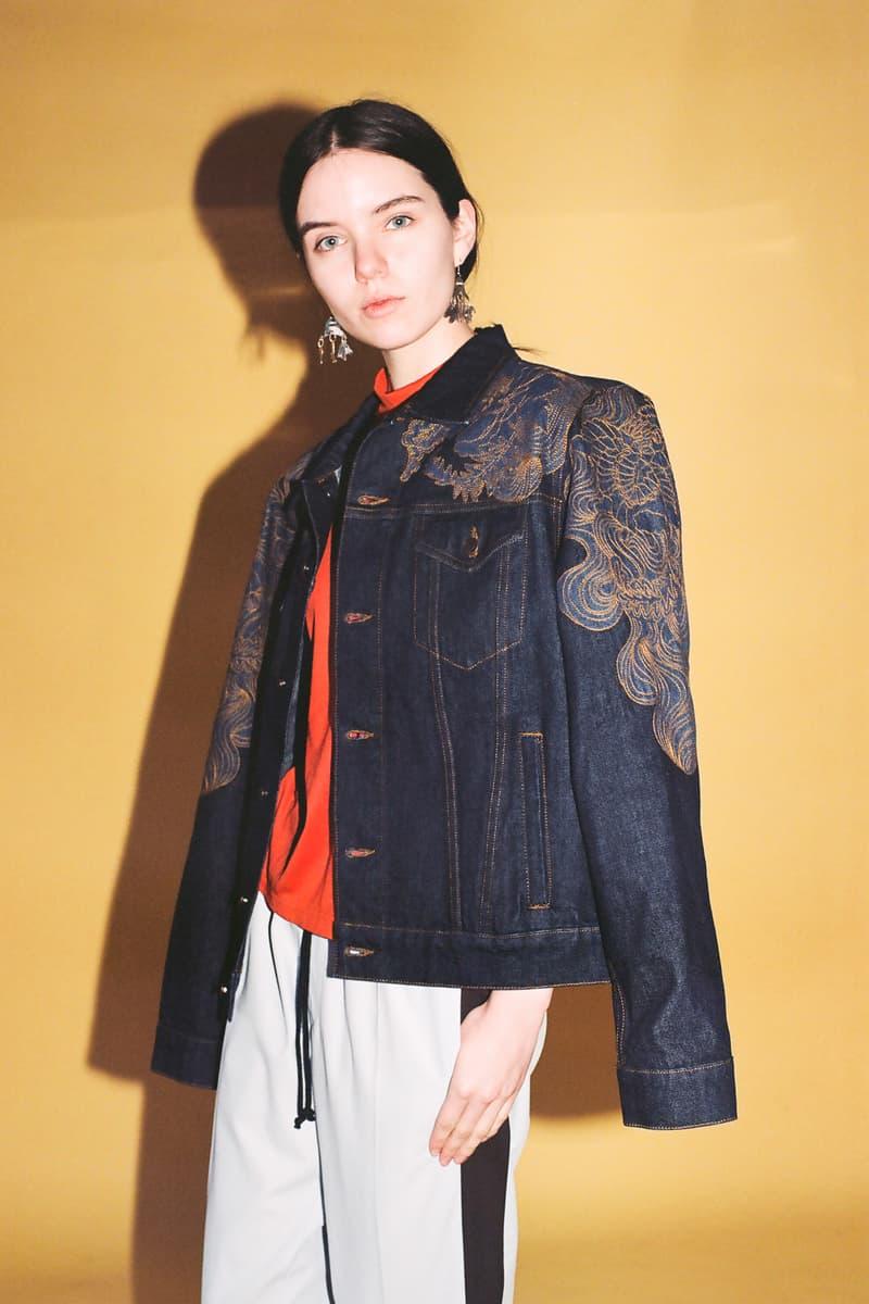 Dries Van Noten Menswear Editorial Jackets Pants Dresses