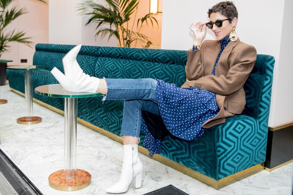 Yasmine Sewell Farfetch Vice President Style and Creative