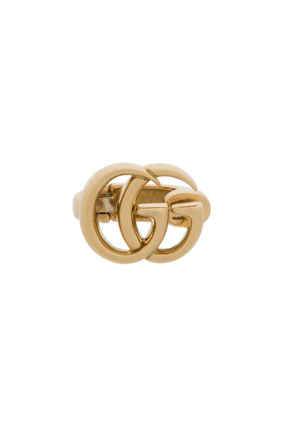 Gucci Double G Logo Single Clip On Earring Gold Farfetch Price Jewelry