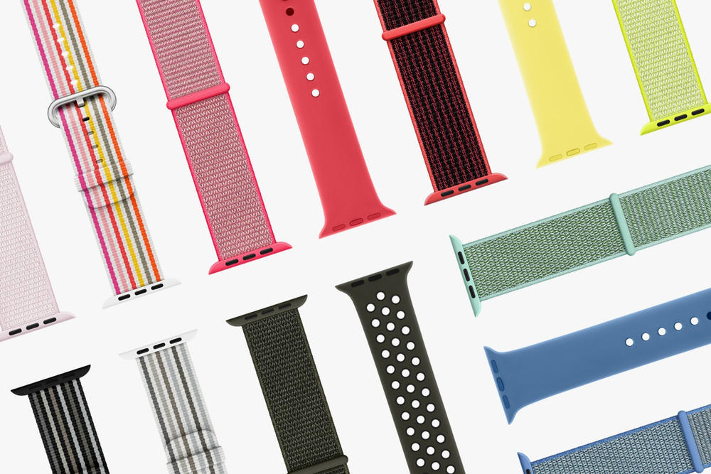 Apple Watch Bands Multicolored