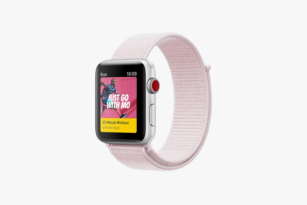 Apple Watch Band Pink