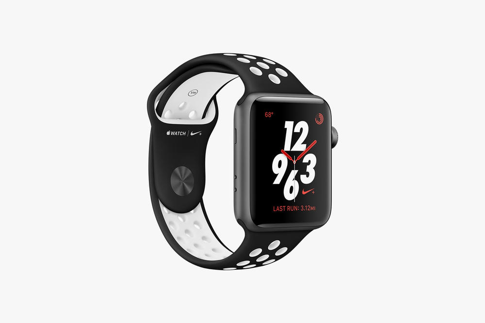 Apple Watch Band Nike Black