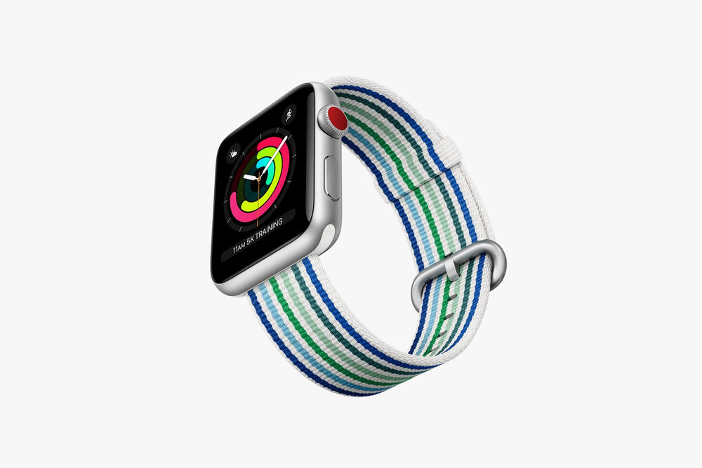 Apple Watch Band Blue