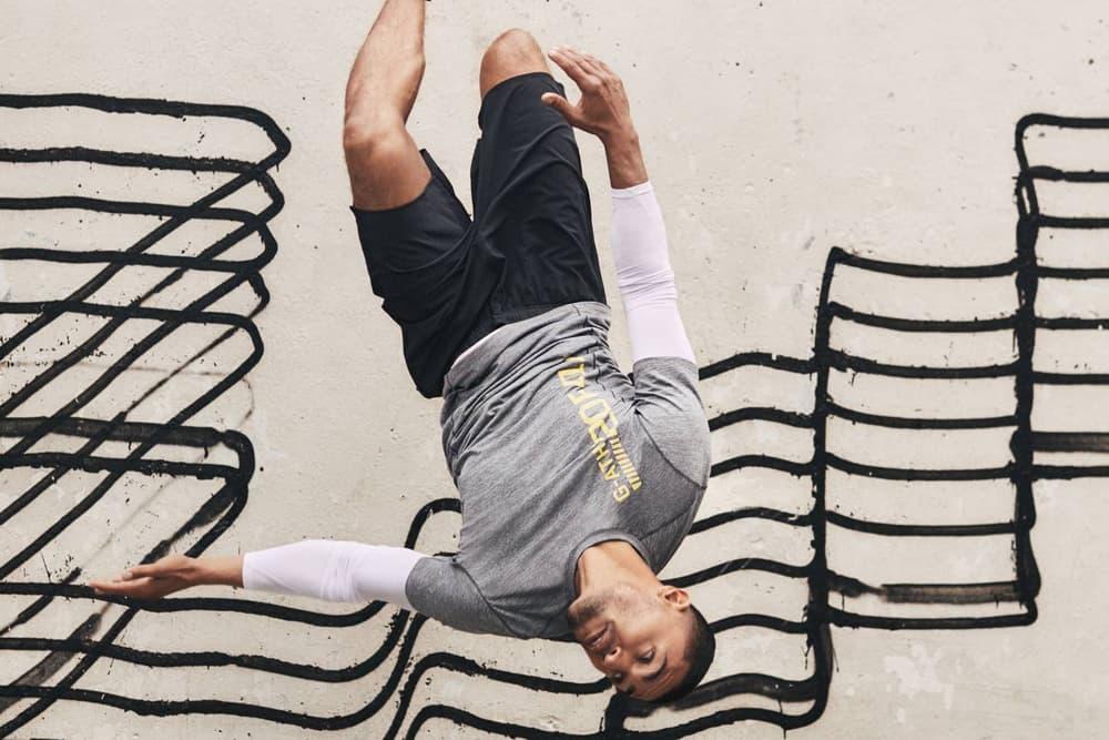 H&M New Routine Sportswear Line REVOK Graffiti
