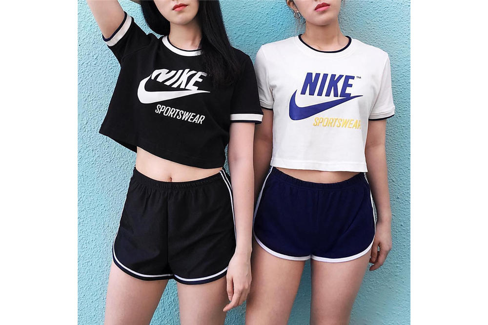Get the HYPEBAE Look: How To Wear Sportswear Spring Summer Outfit Ideas Looks Nike Huarache Fashion Athleisure Sporty