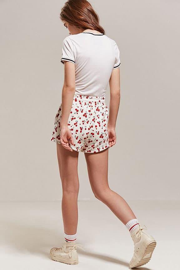 HVN Champion Cherry T-Shirt Shorts