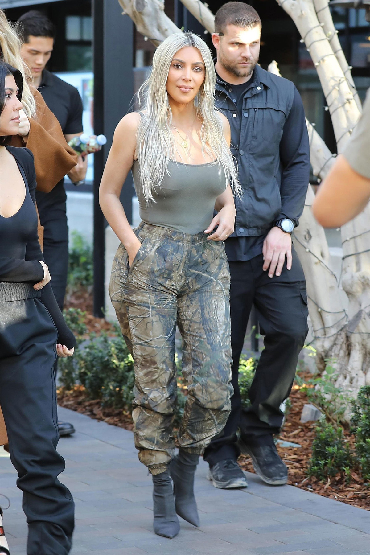 Kanye West's YEEZY Sued Over Camouflage
