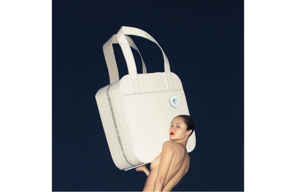 John Yuyi KARA Bag Editorial Art Karastore Leather Minimal Bags Lookbook Handbags