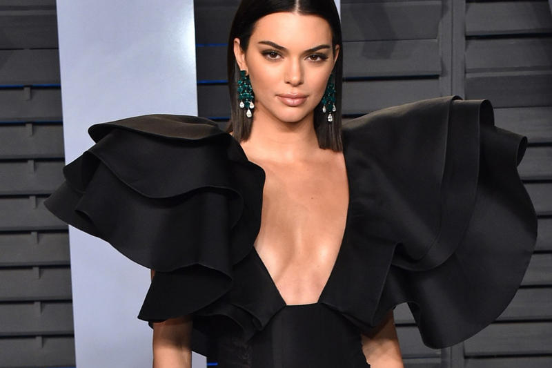 Kendall Jenner Hospitalized Oscars Party Academy Award 90th After Party Vanity Fair Vitamin Drip Bad Reaction IV