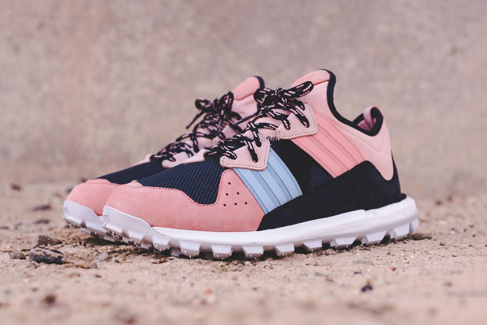 KITH x adidas Response Trail BOOST Pink