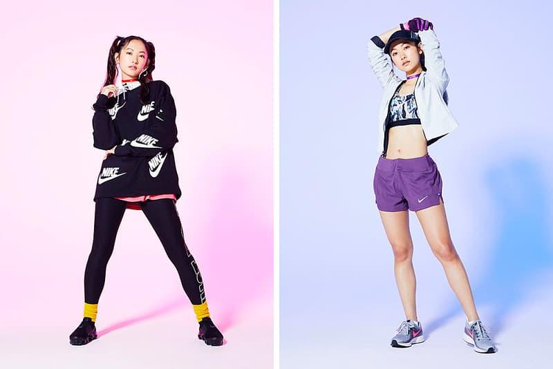 Nike Women Tokyo Japan Lookbook VaporMax Black Air