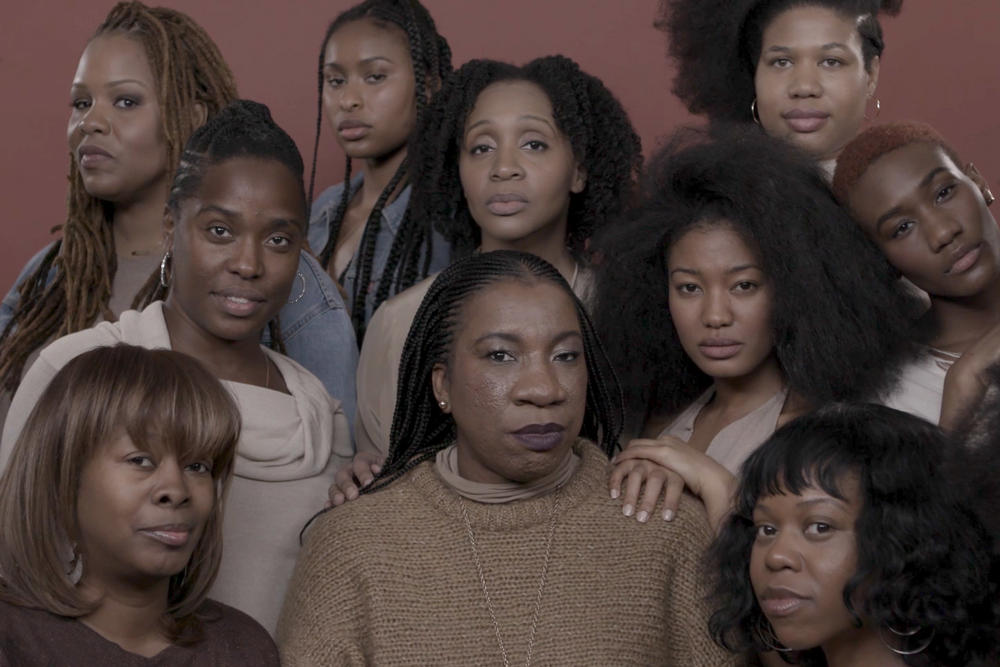 Levi's Girlgaze Short Film Series #IShapeMyWorld Tarana Burke #MeToo