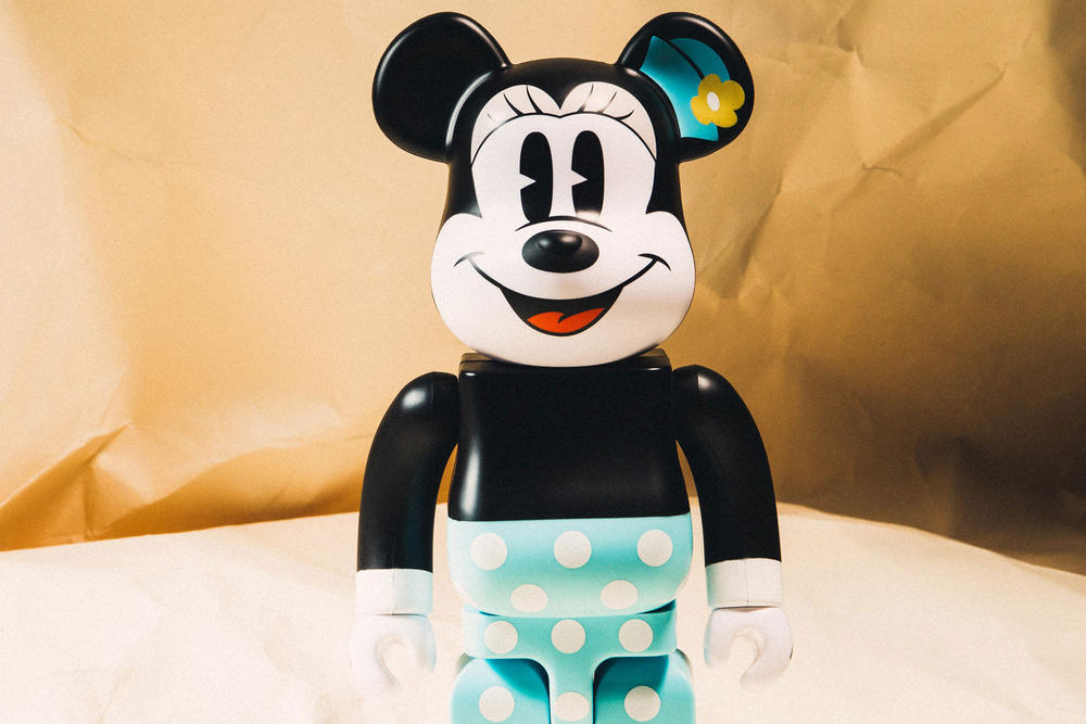Minnie Mouse BEARBRICK