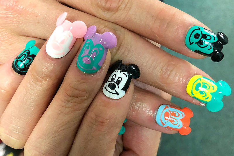 Mickey Nails At Disney X Opening Ceremony Show Hypebae