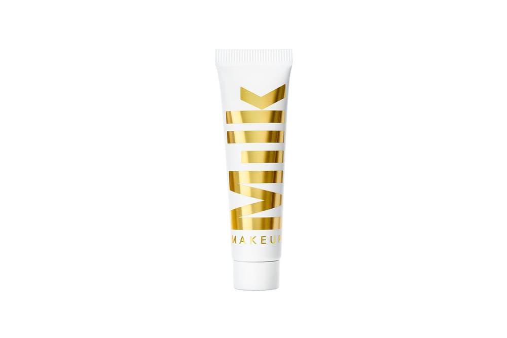 Milk Makeup Face Gloss Gold Foil