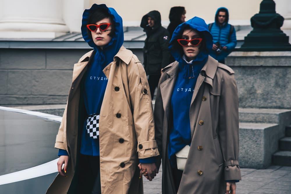 Streetsnaps Moscow Fashion Week 2018