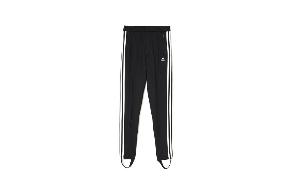 MOUSSY adidas Japan Spring Summer 2018 Collection Three Stripes Jogger Black