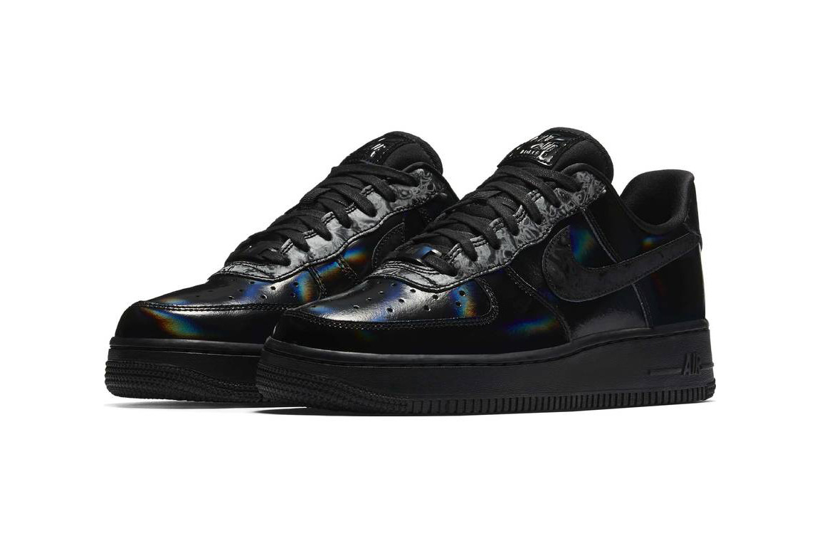 Nike Air Force 1 Releases In Glitzy