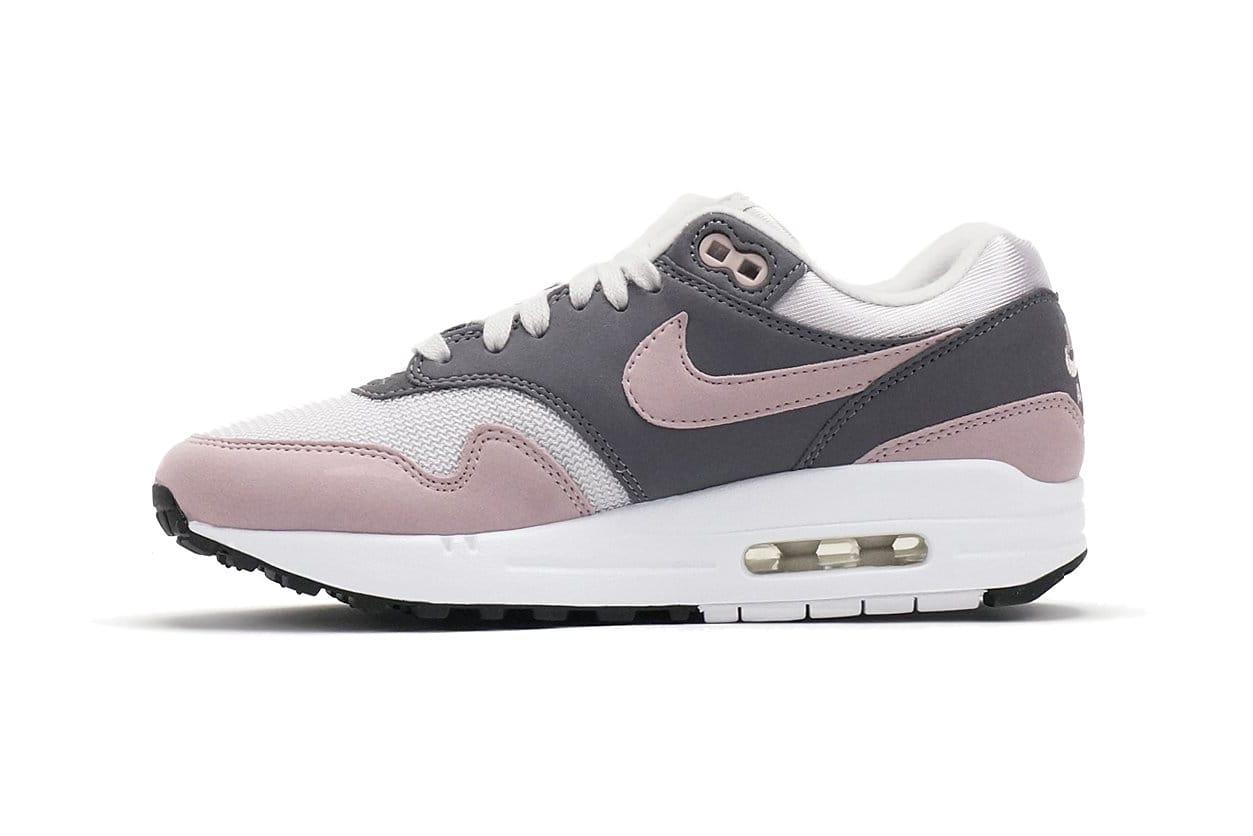Nike Air Max 1 Vast Grey Particle Rose
