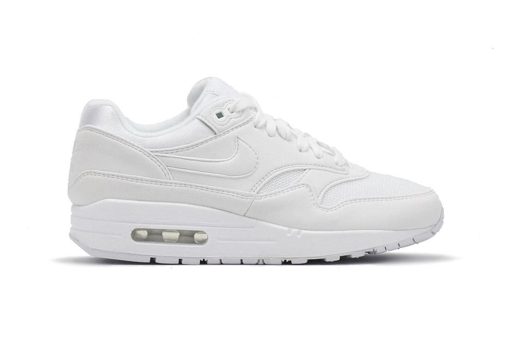 Nike Air Max 1 White Pure Platinum