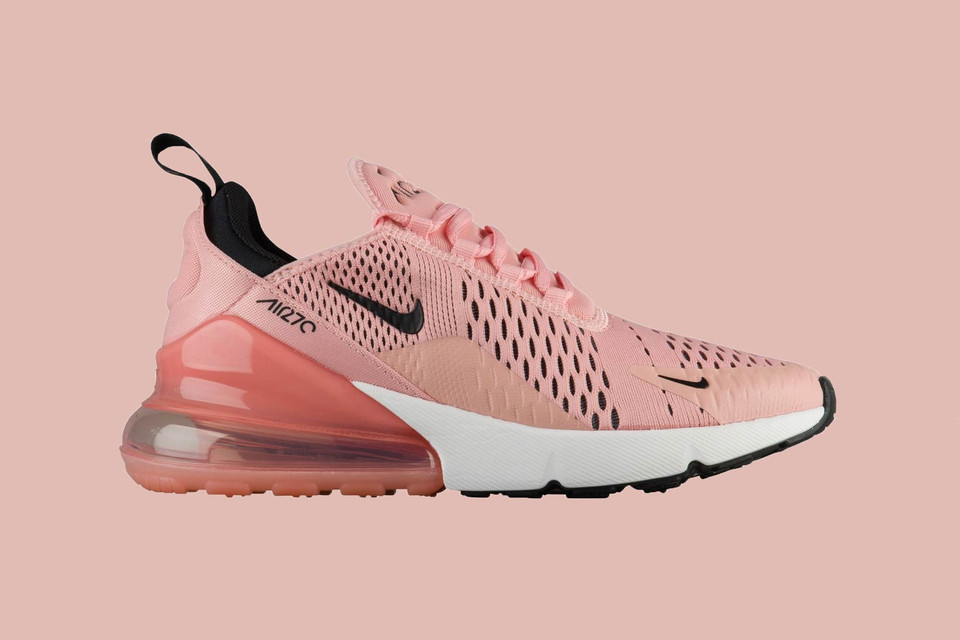 info for 4275d 04b8d Buy Nike's Air Max 270 in Pink