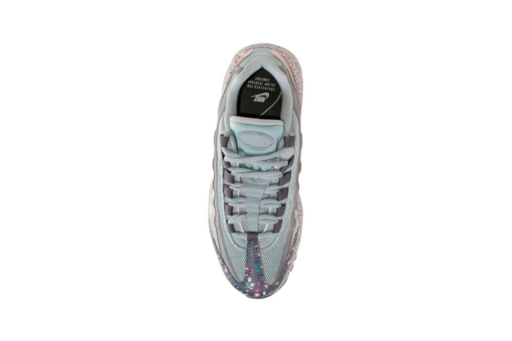 Nike Air Max 95 Confetti Light Pumice Anthracite Fiberglass