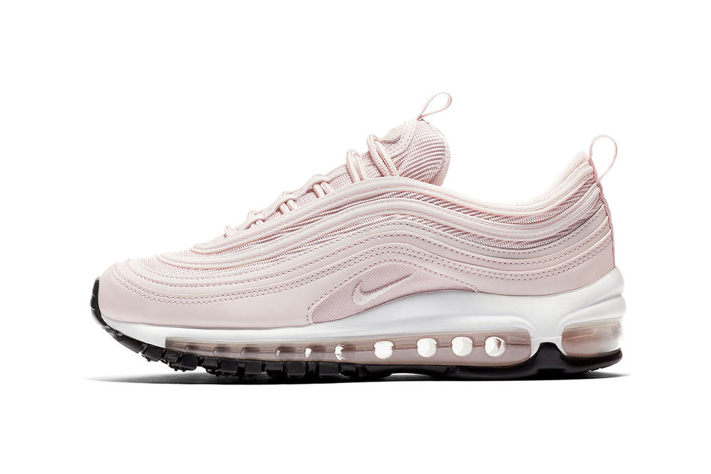 hot sale online a7d2d 4448d Nike Air Max 97 Soft Pink