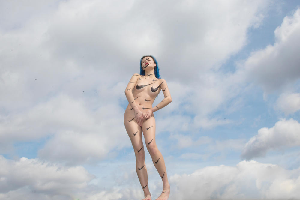 Nike Air Max Day John Yuyi Lauren Tsai Campaign Swoosh Air Max 270 Artists Art Graphic Design Video