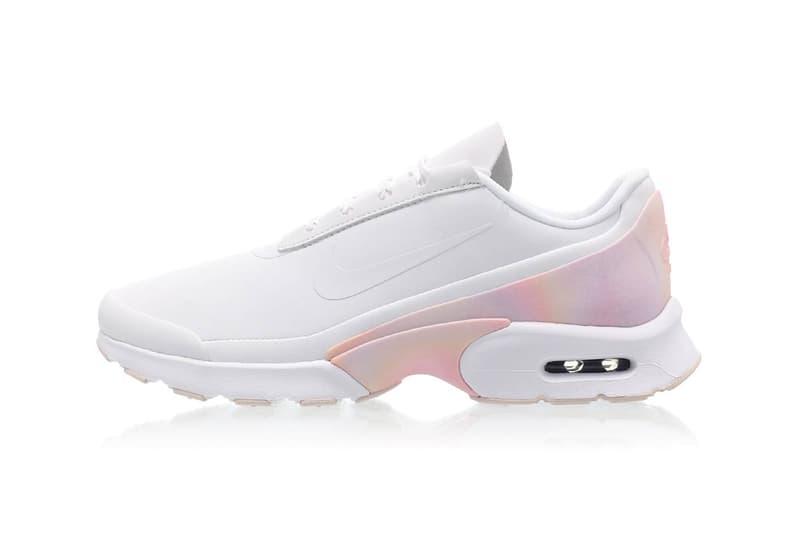 Nike Air Max Jewell Premium White Barely Rose