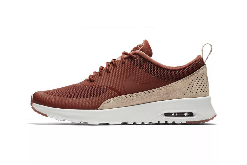 de730804c9 Nike Air Max Thea LX Dusty Peach Velvet Pink Rose Gold Ladies Women's Girls  Sneakers where