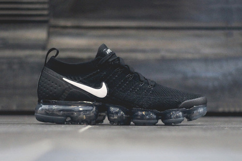 c7905a394fb483 A Monochromatic Nike Air VaporMax Flyknit 2.0 Is Dropping Soon