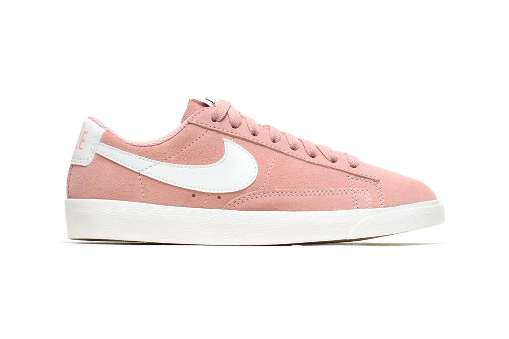 best service 5633e bf940 Nike Blazer Low SD in Coral Stardust and Igloo | HYPEBAE