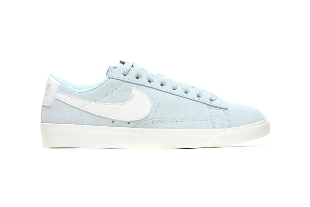 Nike Blazer Low SD Igloo Blue