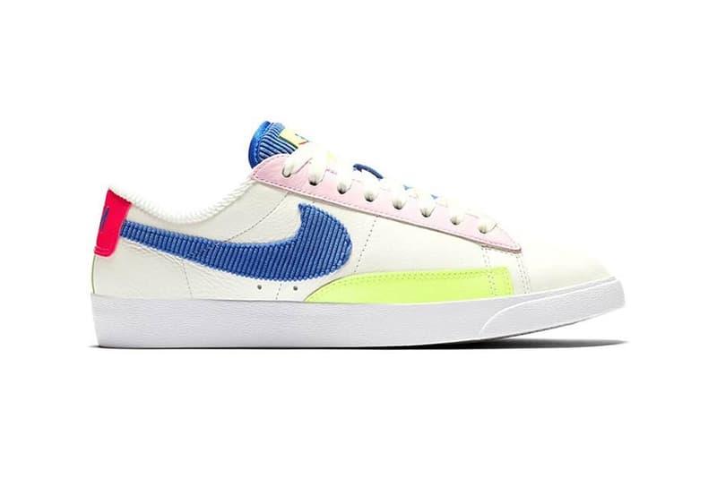 Nike Blazer Lo Corduroy Sail