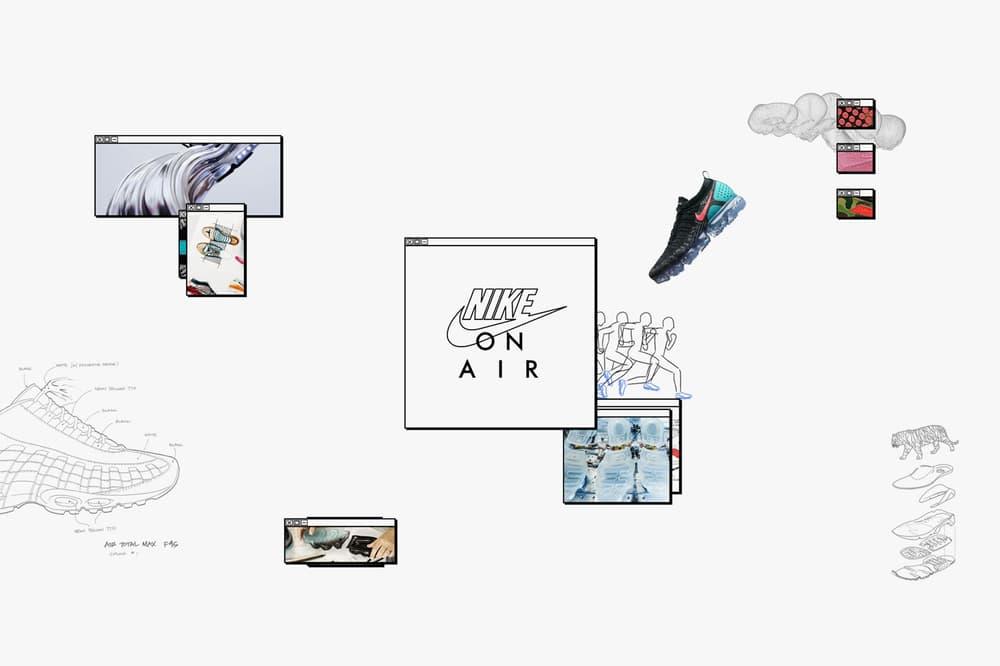 Nike ON AIR Design Workshops Air Max Day