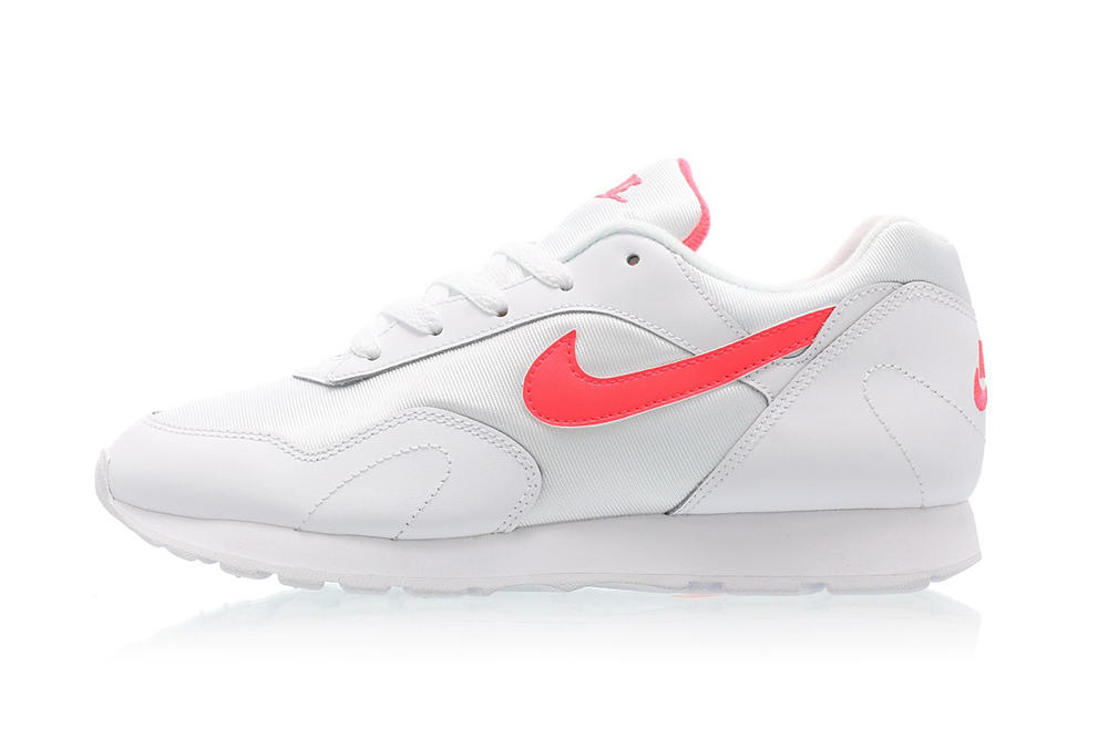 Nike Outburst OG White Solar Red Pink Price Where to Buy Titolo