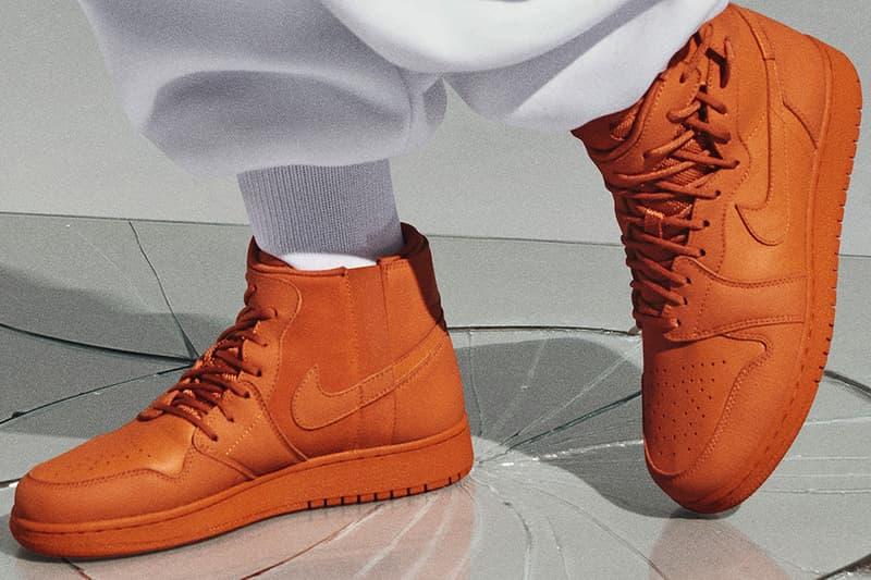 Nike The 1 Reimagined Collection Air Jordan 1 Rebel Cinder Orange