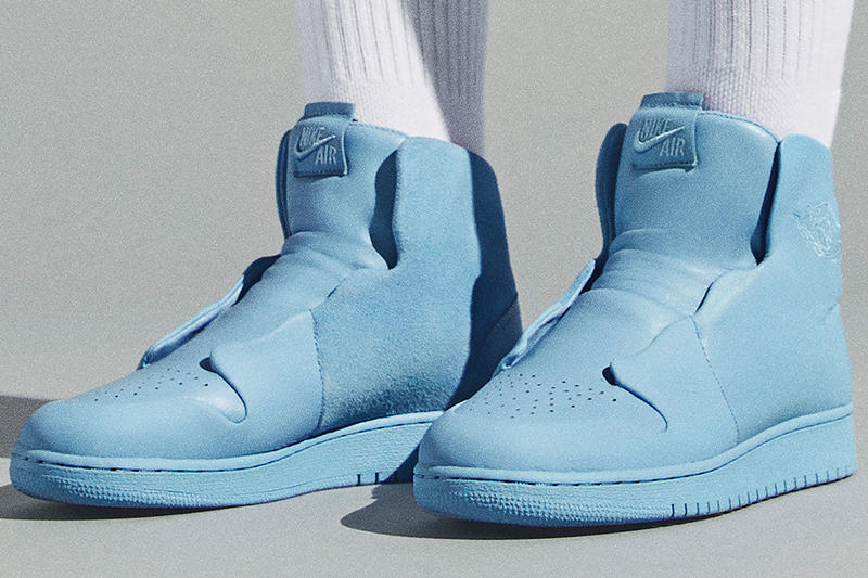Nike The 1 Reimagined Collection Air Jordan 1 Sage Light Blue