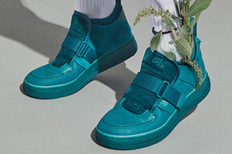 Nike The 1 Reimagined Collection Air Force 1 Explorer Geode Teal