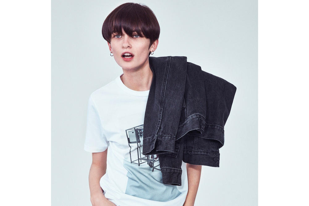 Off White Byredo Elevator Music Virgil Abloh Bag T-Shirt Denim Jacket