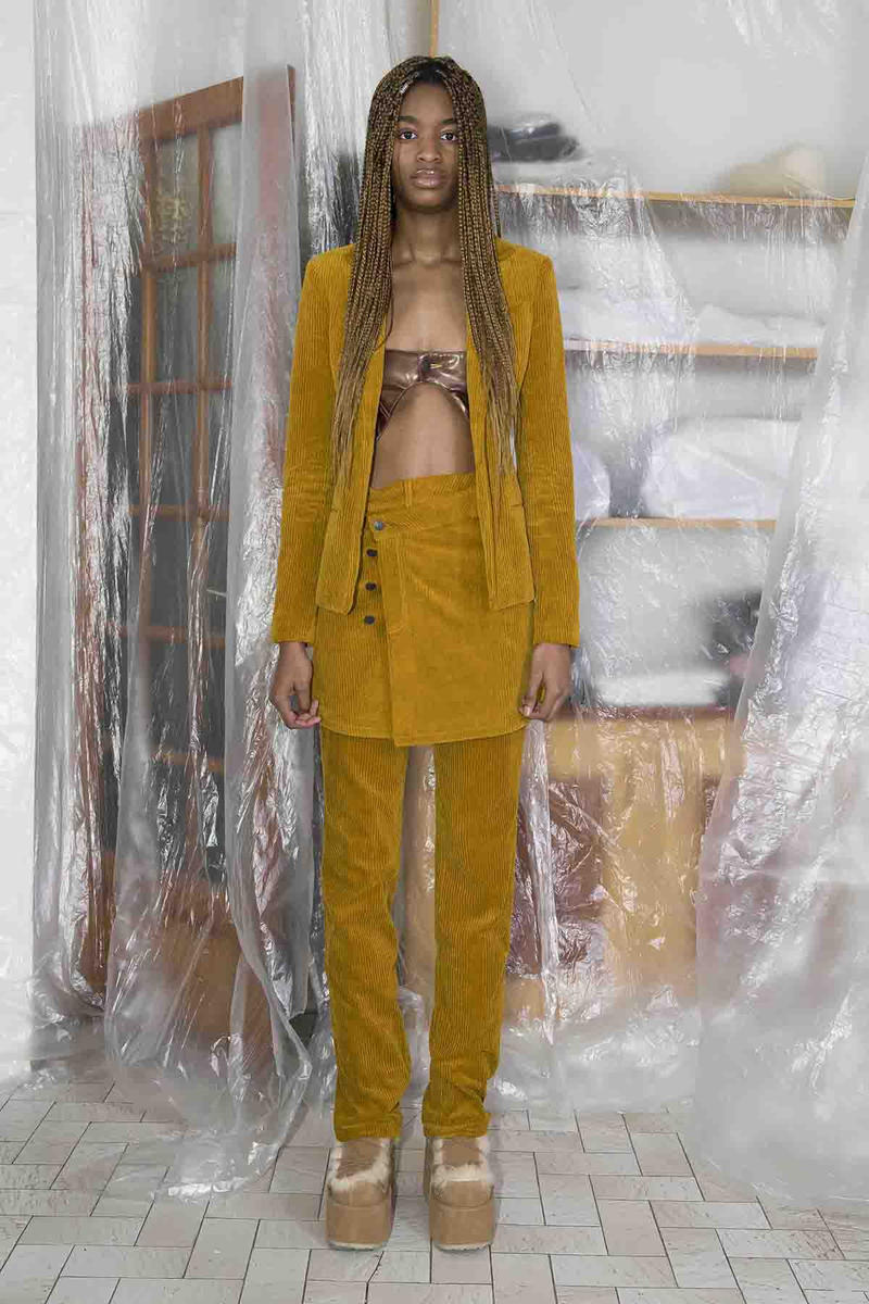 Ottolinger Fall Winter 2018 Lookbook Paris Fashion Week