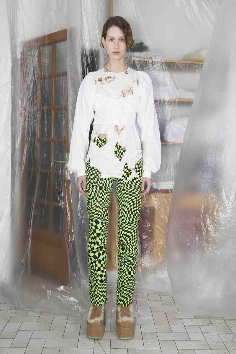 Ottolinger Fall Winter 2018 Lookbook Paris Fashion Week