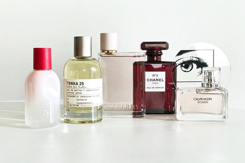7a4799d63 Perfumes Fragrances Glossier You Le Labo Tonka 25 Burberry Her Chanel No 5  Red Calvin Klein